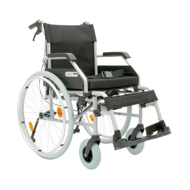 Wózek inwalidzki aluminiowy PERFECT...