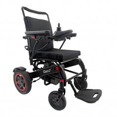 Składany wózek elektryczny...