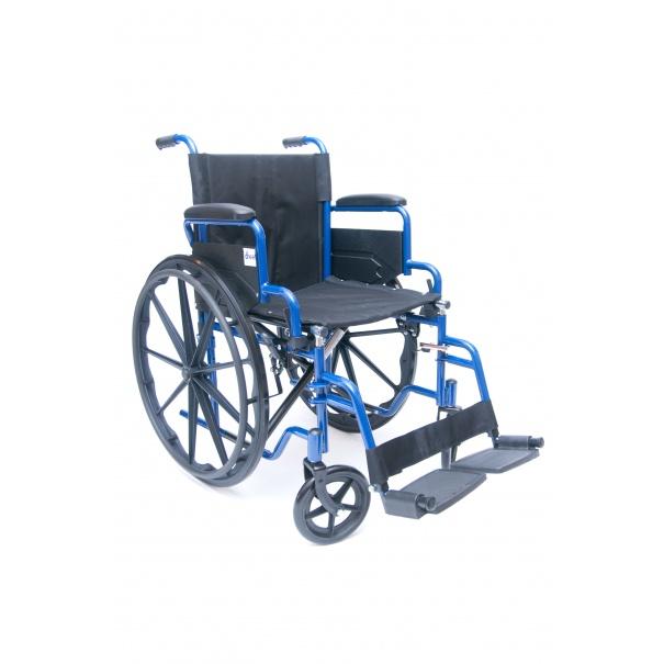 Wózek inwalidzki stalowy Air Wheelie