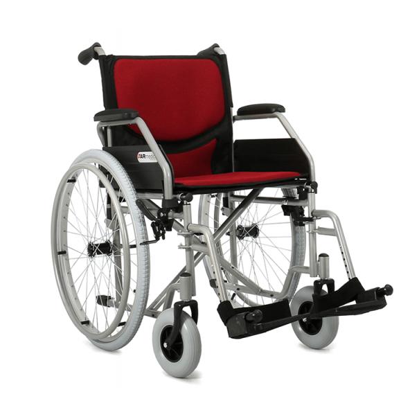 Wózek inwalidzki stalowy ELEGANT AR-403